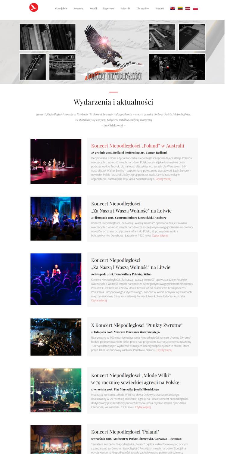 Koncert Niepodległości