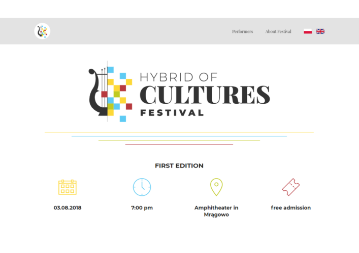Hybrid of Cultures Festival